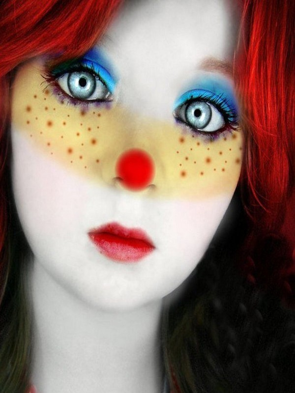 MISS CLOWN.