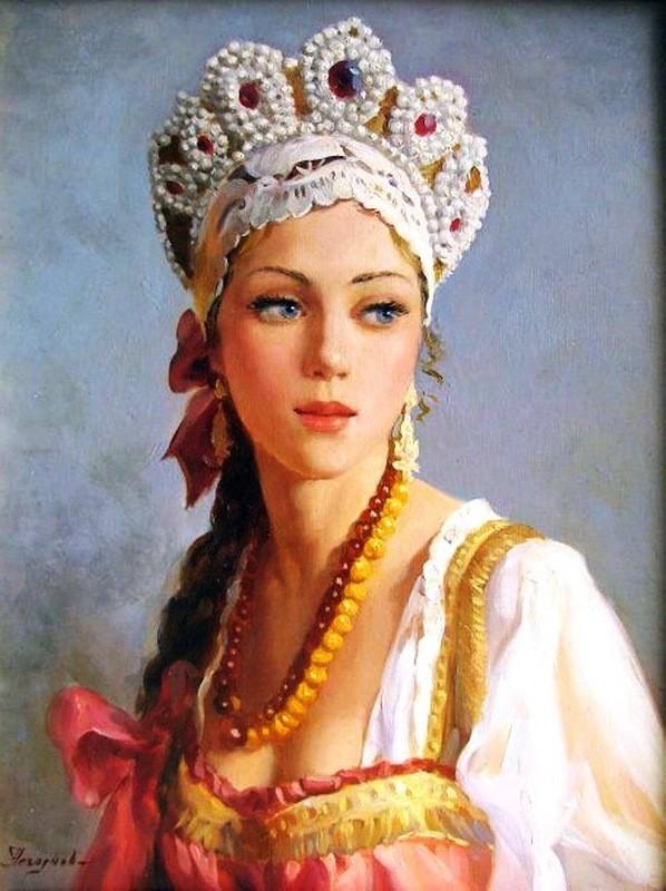 Russe femme