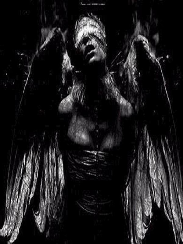 Ange noir et blanc page 2 - Dessin ange noir et blanc ...