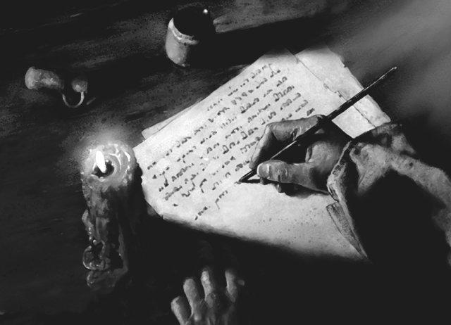 Je vous écris (échanges épistolaires entre personnages de contes...) 15ccec8a