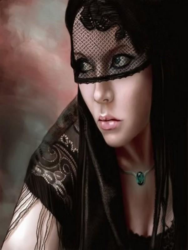 Jolie noire